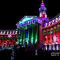 Denver County Building by Jennifer Mecca