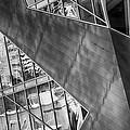 Denver Diagonals Bw by Angelina Vick