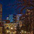 Denver Downtown by Sanjoy Basu