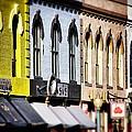 Denver Market Street Tilt Shift by For Ninety One Days