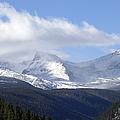 Denver Mountains by Julie Palencia
