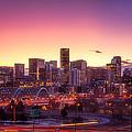 Denver Sunrise by Darren  White