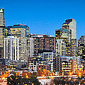 Denver Twilight by Kevin Munro
