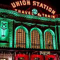 Denver's Union Station by Teri Virbickis