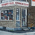 Depanneur Regina by Reb Frost