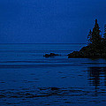 Departure Before First Light by Marty Saccone
