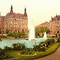 Der Deutsche Ring-cologne-the Rhine-germany -  Between 1890 And  by Don Kuing