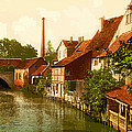 Der Gross Venedig-hildesheim-hanover -germany -  Between 1890 An by Don Kuing