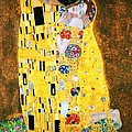 Der Kuss Or The Kiss. by Pg Reproductions