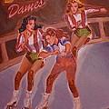 Derby Dames by Shawn Shea