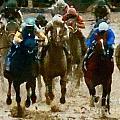 Derby Day Two Of Three by Scott B Bennett