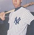 Derek Jeter New York Yankees by Donna Wilson