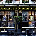 Derek Trotter's Pub by David Pyatt