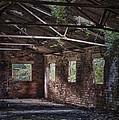 Derelict Building by Amanda Elwell