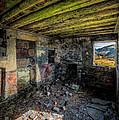 Derelict Cottage by Adrian Evans