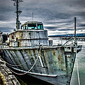 Derelict Navy Vessel by Paul Haist