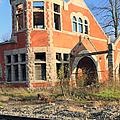 Derelict Station by Jennifer Robin