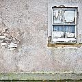 Derelict Window by Tom Gowanlock