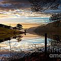 Derwent Village Reflections by Nigel Hatton