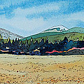 Deschutes River View by Terry Holliday