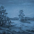 Desert Blues by Chuck Kemp