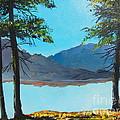 Desert Calm by Dan Whittemore