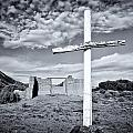 Desert Cross by Ghostwinds Photography