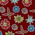 Desert Floral by Luke ODonnell