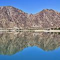 Desert Lake Stillness by Dominic Piperata