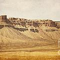 Desert Landscape by Pam  Holdsworth