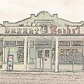 Desert Market Four by Douglas Settle