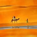 Desert Mirage by Angela Stanton
