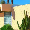 Desert Modern 7 Lakes Palm Springs by William Dey