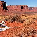 Desert Monuments by Adam Jewell