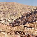 Desert Of Wadi Musa by Neil Pollick