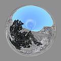 Desert Orb 2 by Brent Dolliver