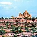 Desert Palace by Steve Harrington