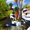 Desert Paradise by Snake Jagger