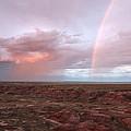 Desert Rain by Melany Sarafis