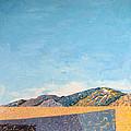 Desert Range by Vaughan Davies