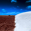Desert Sand And Sky by Julian Cook