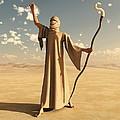 Desert Sorcerer by Fairy Fantasies