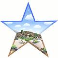 Desert Star by Snake Jagger