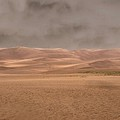 Great Sand Dunes Approaching Storm by Dan Sproul