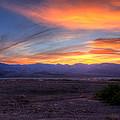 Desert Sunset by Heidi Smith