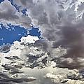 Desert Thunderstorm 1 by David Doucot