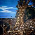 Desert Tree by Bryan Bustard