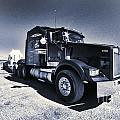 Desert Trucking  by Rob Hawkins