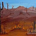 Desert View by Barbara Griffin