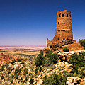 Grand Canyon National Park Desert View Watchtower by Christopher Arndt